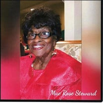 Mrs. Mae Rose Steward