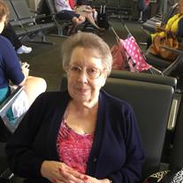 Wanda Evelyn Steffens