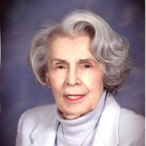 Mrs Dora Foster