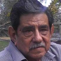 SMSgt Ricardo T. Hernandez USAF (Ret)