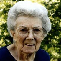 Dorothy Jean Parker