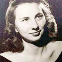 Ann Mangner Rank