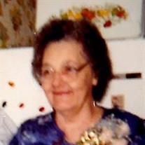 Nannie Mae (Salling) Davis