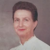 "Mrs. Martha "" Betty"" Thomas Smith"