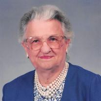 Mattie E. Taylor Trahan