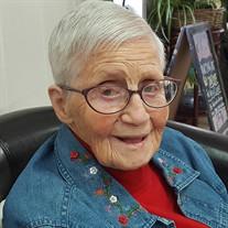 Marjorie Pearl Johnson