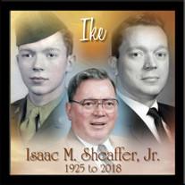 Isaac M. Sheaffer Jr.