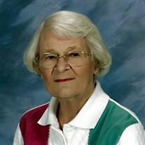 Hilda Jean Ward Spurlock