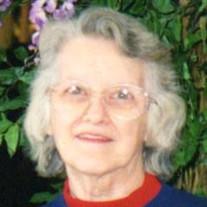 Mrs. Jacqueline M. Longley