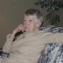 "Mrs. Edna ""Ann"" Redforth"