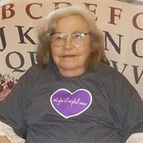 """Norma """"Aunt Grace"""" Grace Hoyle"""