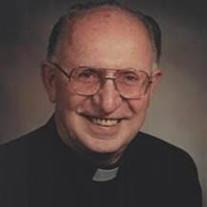 Monsignor Valentine Joseph Sheedy
