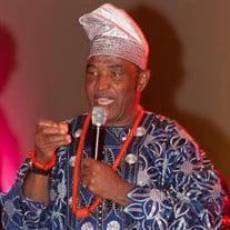 Ernest  Nwafor Oguejiofor