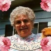 Mrs. Barbara Jean Holman