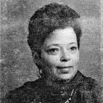 Lillian Ann Bentley