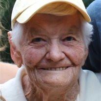 Martha 'Nanny'  Sherrill Shumaker