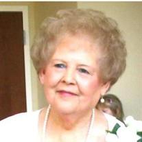 Helen  Sharpe McAllister