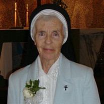 Sister Mary Alicia McGinty, RSM