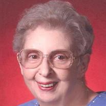 Evelyn Marie Lesley Evans