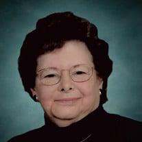 Peggy Jean Reid  Cox