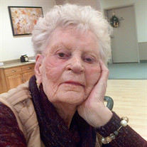 Mae Dittmar (nee Mabel Terry)