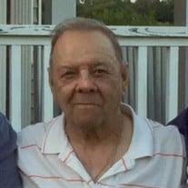 """Senior MSgt Paul """"Sonny"""" DeGeorge, ANG Retired"""