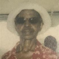 Ms. Winnie Geraldine Booker,