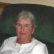 Mrs. Dorothy Elizabeth Witcher Garner