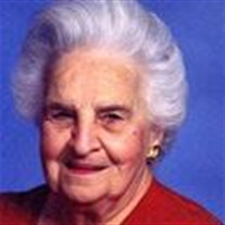 Gertrude C. Strain