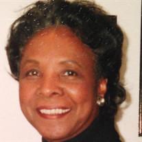 Mrs. Mildred (Singletary) Rice