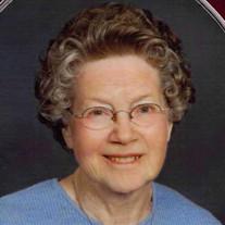 """Marjorie """"Margie"""" Scheidecker"""