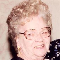 Margaret F Keeler