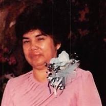 Juanita Rosas Revilla