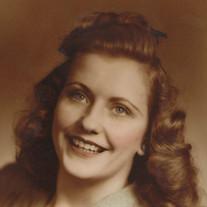 Mrs Amo Jean Potter