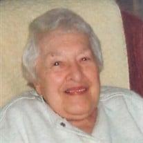 """Glenadine Phyllis """"Peggy"""" Weber"""