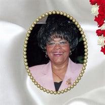 Mrs. Dorothy J. Glenn
