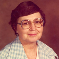 Mrs. Maude Ellen Whitehead