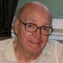 """Norman Jeremy """"Jerry"""" Englebrecht Johnson"""