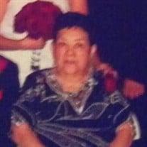 "Mrs. Benita  ""Chica"" Gallardo Lopez"