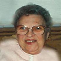 Bernice I. Reinhardt (Scheible)