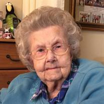 Ornie Mae Burrell