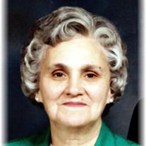 Mrs. Mavis Anne Sellers