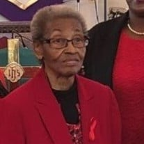 Sis. Dorothy Belcher