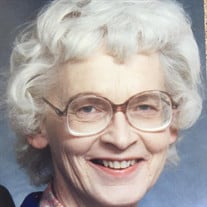 Ruth (Glennie) Petersen