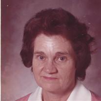 "Mrs.  Gloria Faye ""Patsy"" Ruffin Brown"