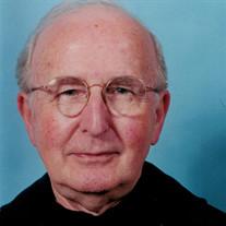 Abbot David Cyr, O.S.B.