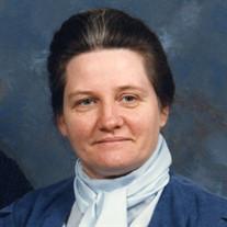 Mrs.  Vivian Stancil Stewart