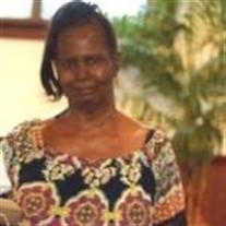 Mrs. Betty Sue Wilder Robinson