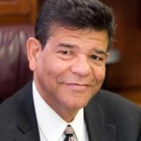 Pastor Hilton Carter  Washington Jr