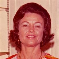 Doris DuBois Thayer Hawthorn
